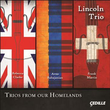Trios From Our Homelands<p>2017 GRAMMY Nominee for Best Chamber Music Performance</p>