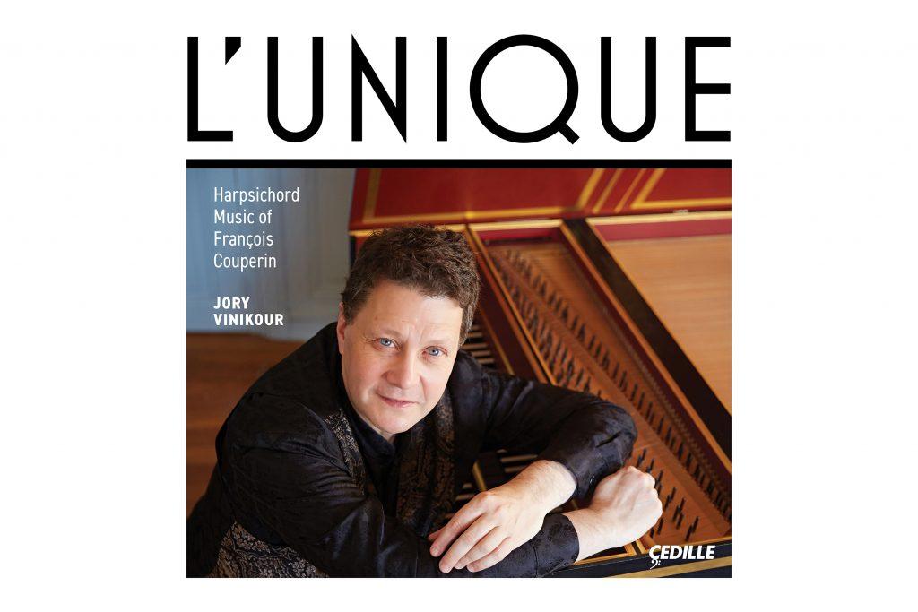L' Unique - Harpsichord Music of Francois Couperin